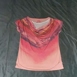 3/$10 **flash sale**  sz 10/12 orange & pink tee